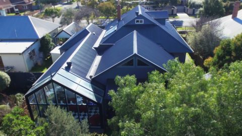 After Geelong re-roofing project