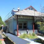 Re-roofing in Geelong - before
